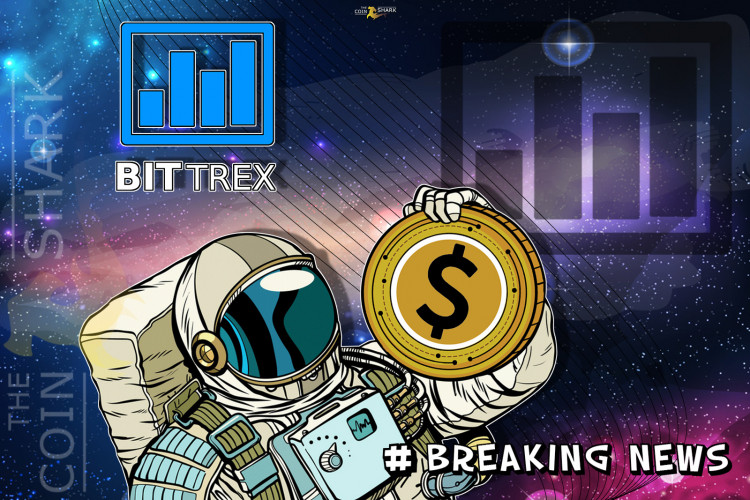 A New Function of Deposit/Withdrawal of Dollars Appeared In Personal Accounts of Bittrex