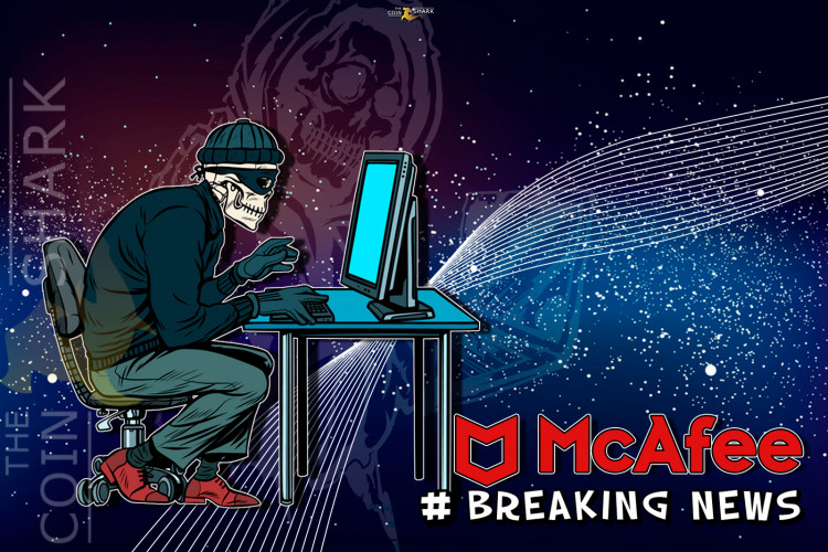 McAfee Labs Is Warning You About the Growing Amount of Malicious Cryptocurrency Software