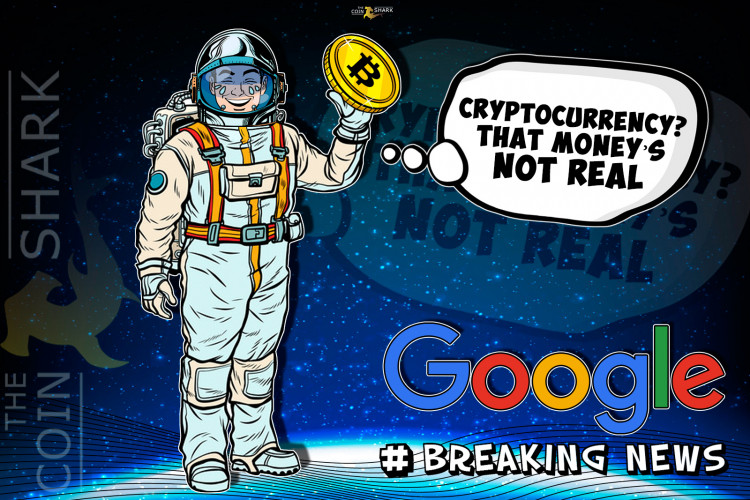 Google Made Fun of Cryptocurrency in Its Recent Advertisement