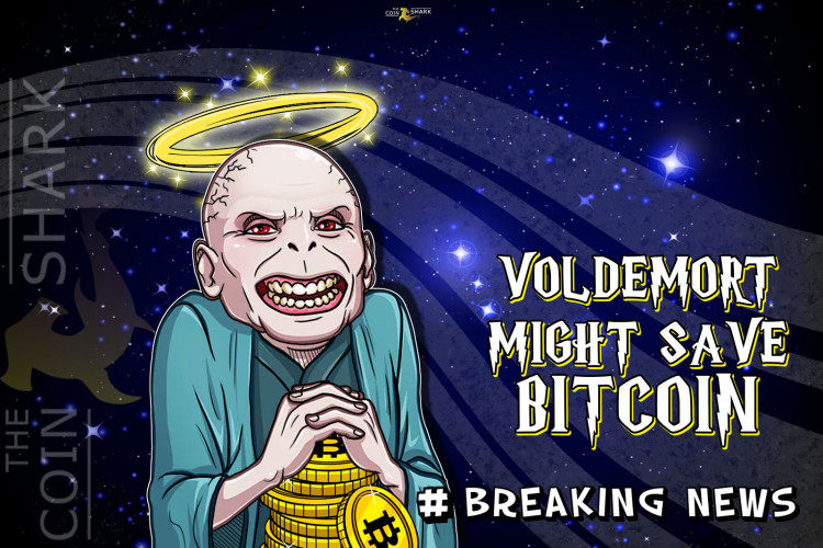 Harry Potter's Voldemort Might Solve the Most Pressing Problems of Bitcoin