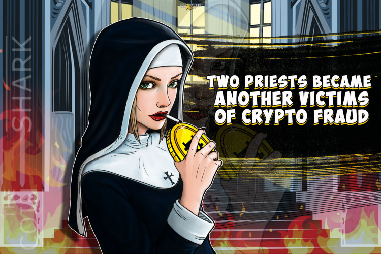 Two Priests Became Another Victims of Crypto Fraud