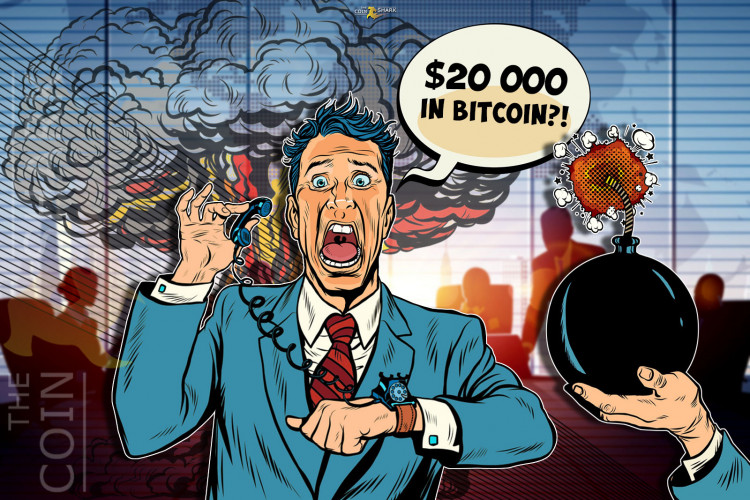 Chinese Bomb Bitcoin: Hong Kong Business Person Was Blackmailed Demanding $20 000 in Bitcoin