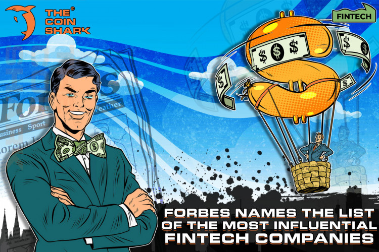 Forbes Names the List of the Most Influential Fintech ...