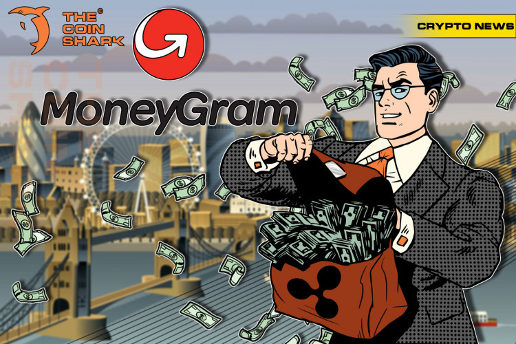 Ripple Bought $30 Million Worth of MoneyGram Shares