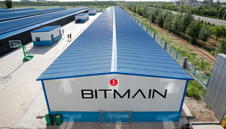 Bitmain got a record order from an American company
