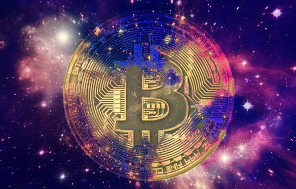 Bitcoins From Space: Historical BTC Transaction