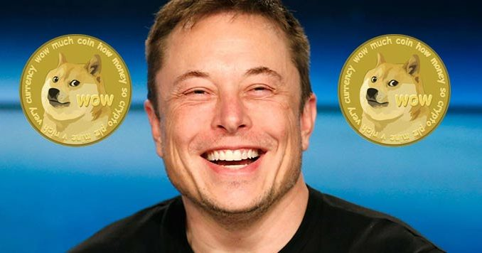 Elon Musk's tweet increased Dogecoin price by 17%