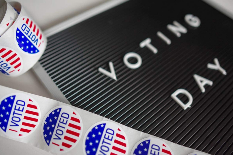 Blockchain for voting is recommended to the United States