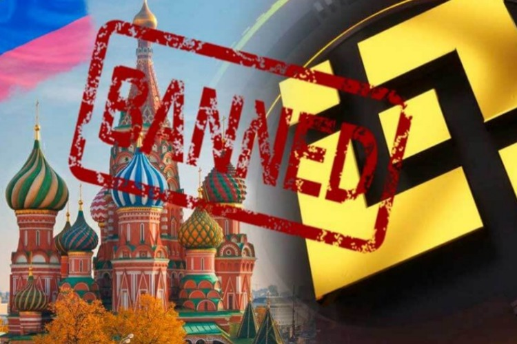 Binance Website is no Longer Blocked in Russia