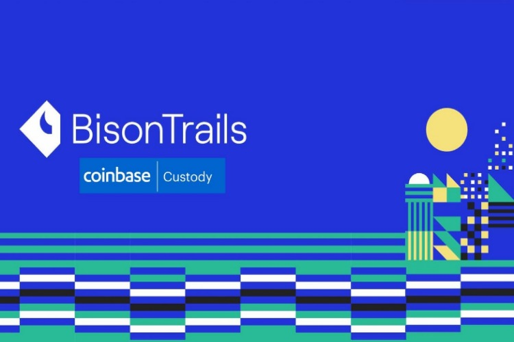 Coinbase compra Bison Trails