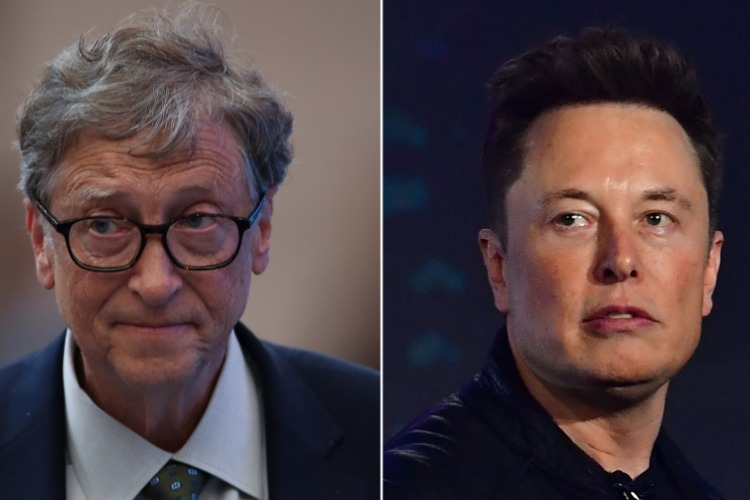 Bill Gates: Bitcoin is Only For The Rich Like Elon Musk