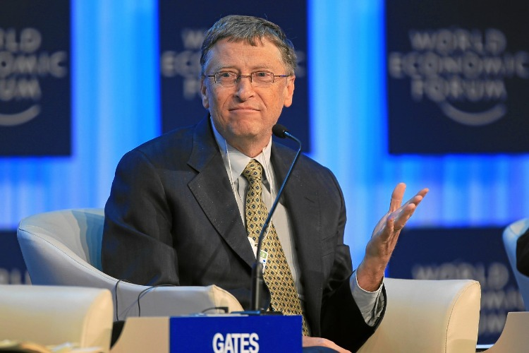 Bill Gates Reveals What He Thinks of BTC