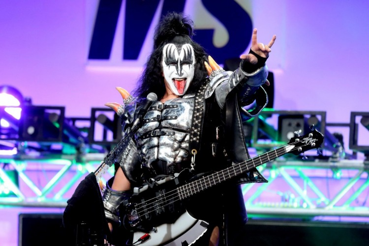 KISS-Bassist Gene Simmons investierte in Krypto