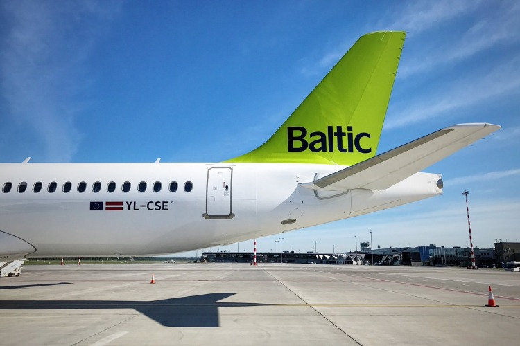 airBaltic now takes Ethereum and Dogecoin