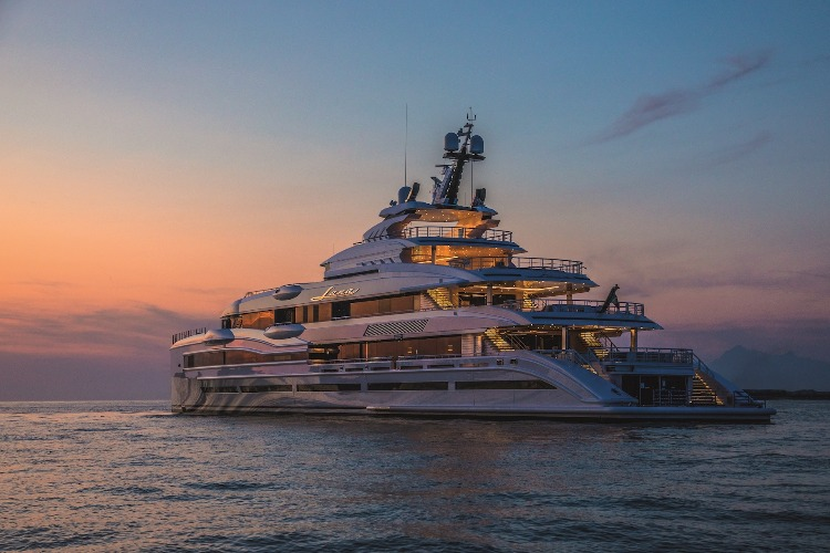 Are you ready to buy a yacht with cryptocurrency?