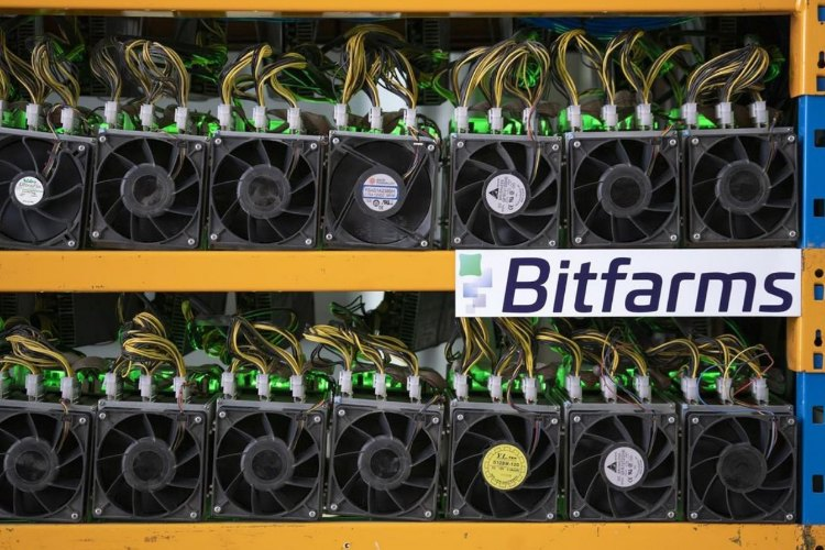 Bitfarms Acquires an Additional 48,000 MicroBT Miners