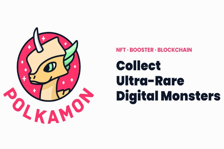 Polkamon - next-generation of CryptoKitties