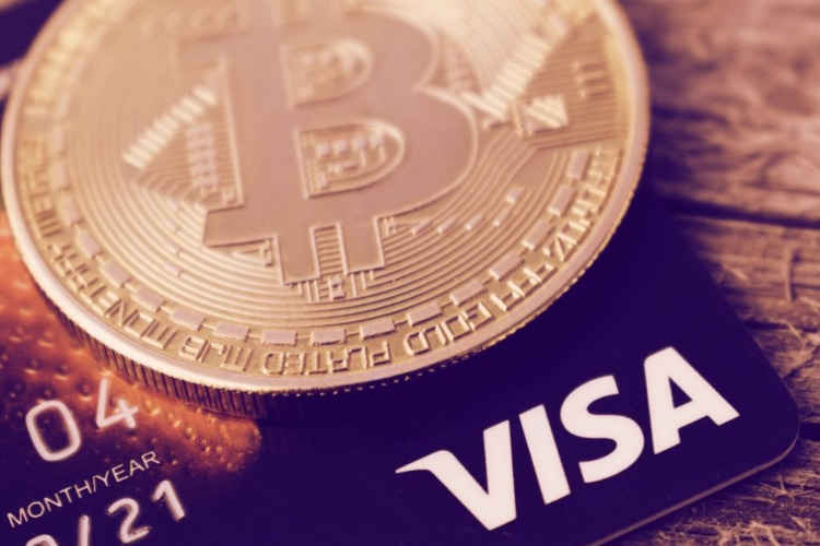 Visa Launches Work With Bitcoin Wallets to Exchange BTC