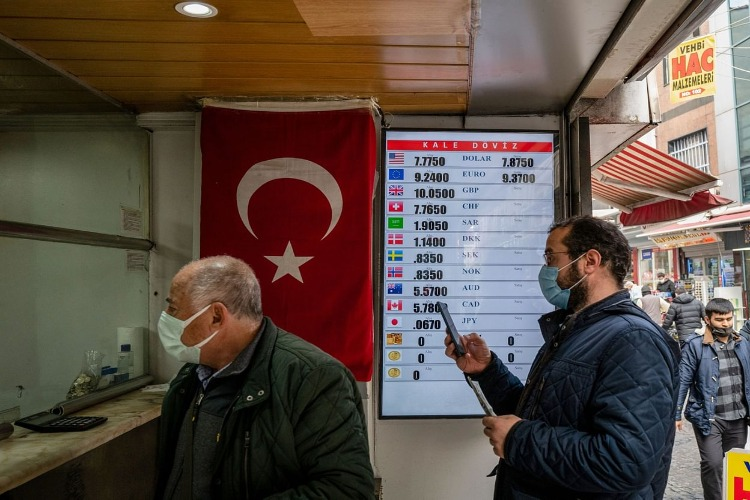 Central Bank of Turkey imposed a ban on cryptocurrency payments