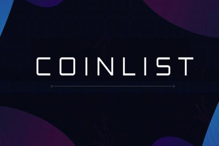 CoinList - invest in DeFi projects at the start, making big profits