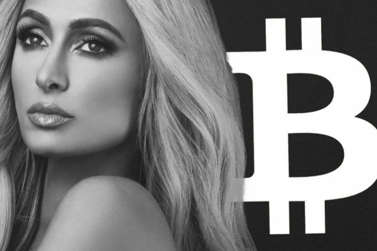 Paris Hilton Invests in Bitcoin