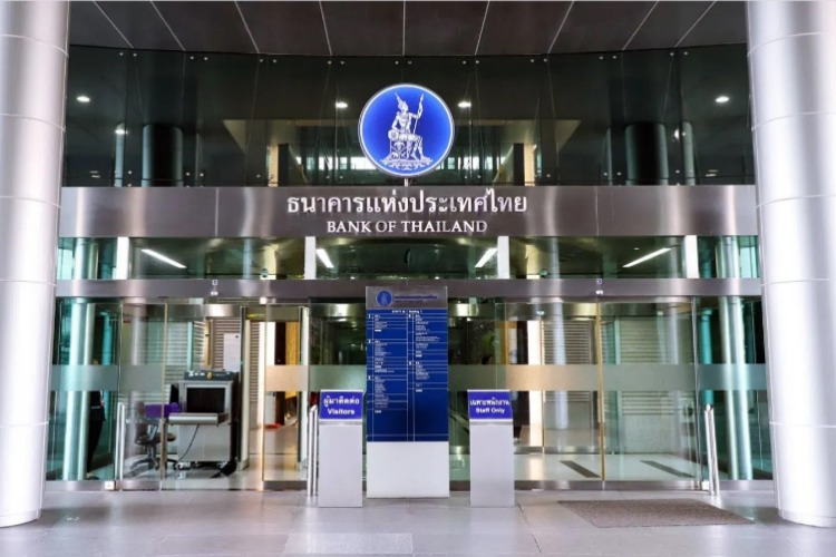 Thailand's Central Bank to Test CBDC in 2022