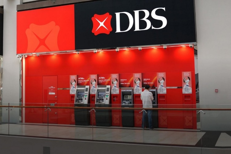 DBS Group (Singapore) Reported For the First Quarter